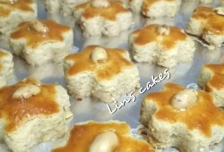 Cara Memasak Resep Kue kacang tanpa mixer dan telur wangiiii dan renyah abisss| Edisi cookies lebaran| Kue Kacang