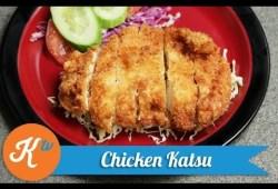 Cara Memasak Resep Ayam Goreng Katsu (Chicken Katsu Recipe Video) | REINER JUNARTA