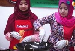 Cara Memasak Dapur Kita (Versi Ramadhan) – Ayam Ungkep Indomie, dan Burger Taiwan Halal