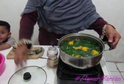 Cara Memasak Resep Masak Sayur Bening Daun Katuk #DapurHarian