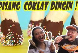 Cara Memasak Pisang Coklat Beku !! RESEP BUKA PUASA