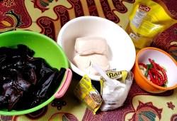 Cara Memasak Menu Ramadhan: Ayam Fillet, Tumis Jamur Tahu, dan Kolang-kaling Madu
