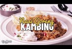Cara Memasak #RESEP NASI GORENG KAMBING ENDEUS