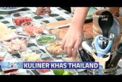 Cara Memasak Membuat Salad Segar khas Thailand
