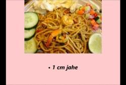 Cara Memasak Resep Masakan Mi Goreng Aceh