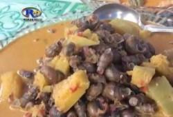Cara Memasak Pasar Ramadhan Masakan Tradisional Khas Rohul Jadi Buruan Warga