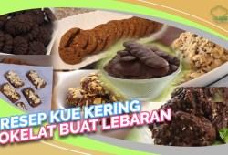 Cara Memasak Resep Kue Kering: 7 Resep Kue Kering Cokelat yang Wajib Hadir Pas Lebaran, Nyesel Kalau Enggak Coba!