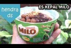 Cara Memasak Resep Es Kepal Milo Viral Untuk Menu Buka Puasa | Resepi Ais Kepal Milo