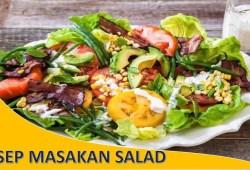 Cara Memasak 7 Resep Masakan Salad Avocado