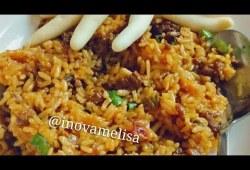 Cara Memasak Resep Masakan Rumahan Daging Sapi Sehari Hari Indonesia – Nasi Goreng Sapi Sederhana