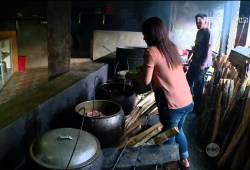 Cara Memasak Kuliner Legendari Itiak Lado Mudo di Ngarai Sianok, Sumatera Barat NET5