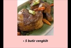 Cara Memasak Resep Masakan Semur Ayam Pedas (Kalimantan Timur)