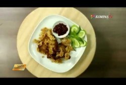 Cara Memasak Resep Bebek Kremes Pedas dengan Bumbu Tradisional