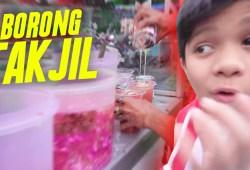 Video Ramadhan: BELI SEMUA MAKANAN BUKA PUASA! KANGEN INDONESIA