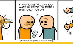 Cyanide And Happiness Best Cartoons And Various Comics Translated Into English Most Funny Comics Onlines Jokes Funny Pictures Best