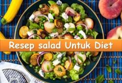 Cara Memasak Cara Membuat Salad Untuk Diet | Resep Sehat