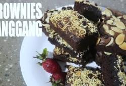 Cara Memasak Brownies Panggang