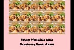 Cara Memasak Resep Masakan Ikan Kembung Kuah Asam (Kalimantan Selatan)