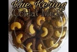Cara Memasak Kue Kering Coklat Mede | Kue Lebaran | #Coba2