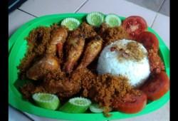 Cara Memasak Resep Ayam Serundeng