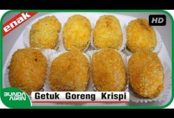Cara Memasak Cara Membuat Getuk Goreng Krispi Resep Jajanan Indonesia Recipes Cooking Bunda Airin