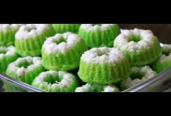Cara Memasak Resep cara membuat kue putu ayu lezat