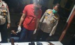 Sebelum Ditembak, Penyerang Polres OKI Sumsel Sempat Tusuk Polisi