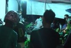 Geger Warga di Mamuju Hadang Mobil Penggali Makam Pasien Corona