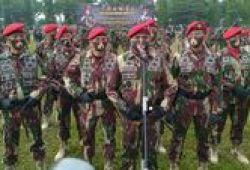 Eks Pengawal Jokowi Resmi Jadi Danjen Kopassus