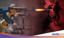 2 Prajurit TNI Gugur Ditembak KKSB di Distrik Hitadipa Papua