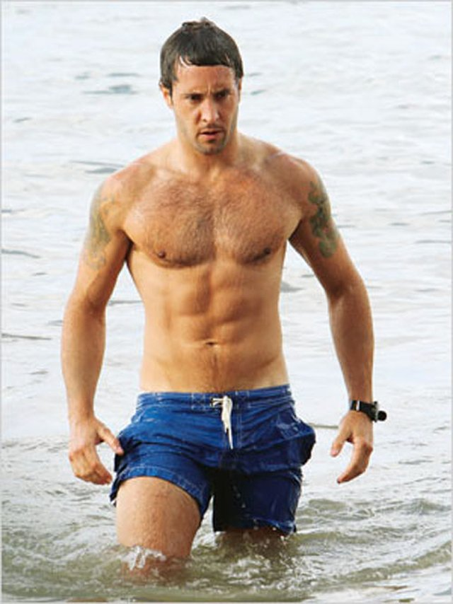 Image result for Alex O'Loughlin Shirt Off