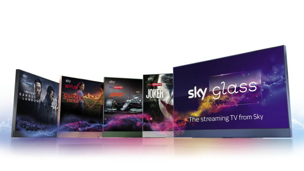 The sky looks so beautiful and blue? Sky announces the launch of 'Sky Glass' - Entertainment ...