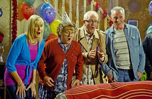 Mrs Browns Boys Star Lined Up For New BBC Show