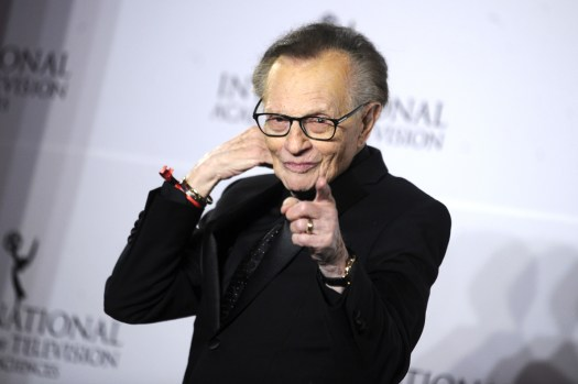 Larry King Accused of Horrifying Assault | Entertainment Daily
