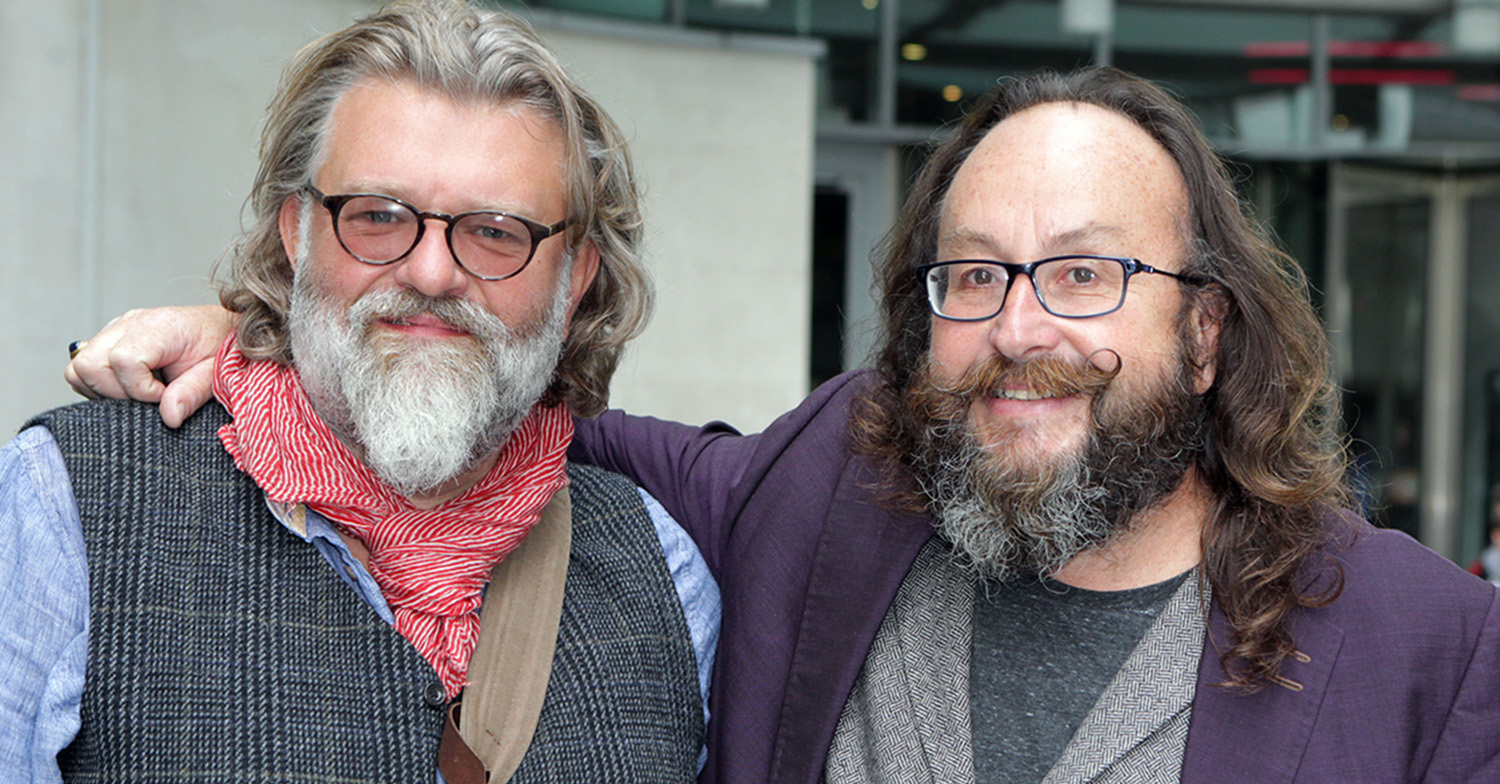 More than half of americans are overweight. How much weight have The Hairy Bikers lost ...