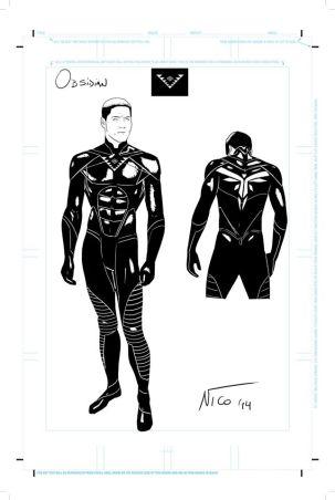 Obsidian sketch
