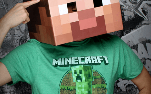 Minecraft Merch