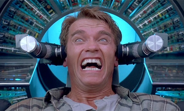 total recall - mind altering