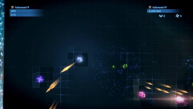 Geometry wars 3 gameplay classic
