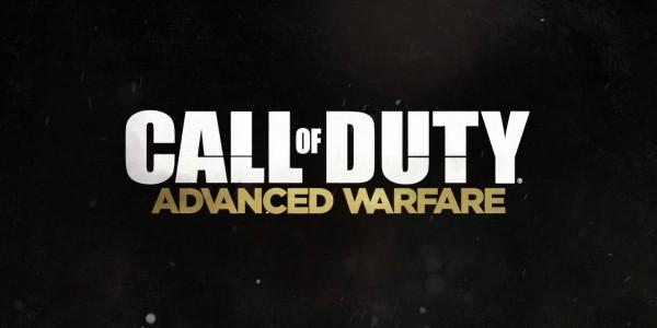 Call of Duty Advanced Warfare logo large