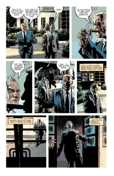 The Fade Out #3 Page 4