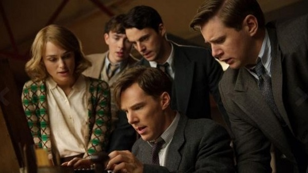 the imitation game - the team
