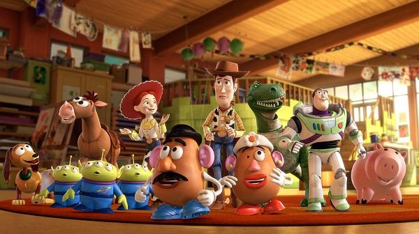 toy story team still