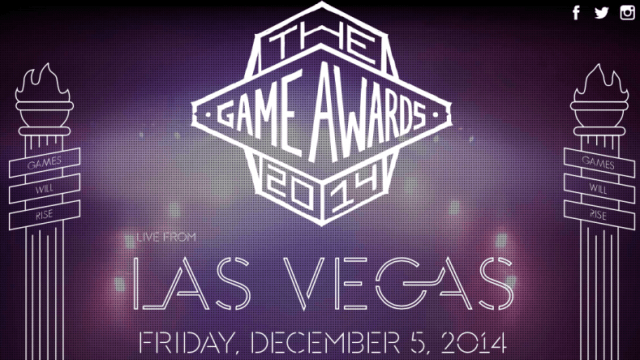 The game Awards Las vegas