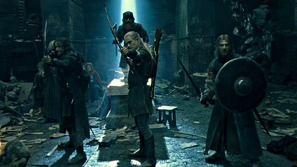 the lord of the rings - the fellowship