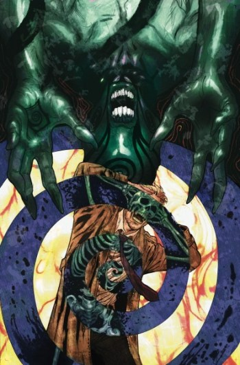 Constantine #13 Cover
