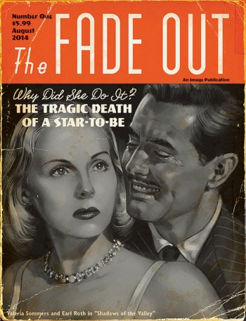 The Fade Out #1 Variant