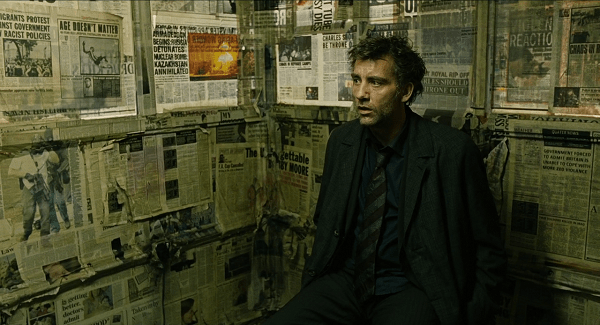 children of men newspapers