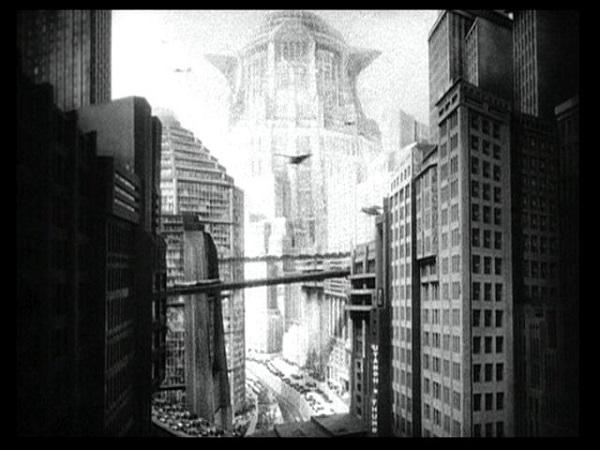 metropolis - tower
