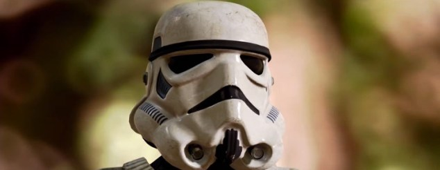 Star Wars Stromtrooper DICE Battlefront